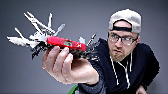 Facebook Ads Manager In An Epic Swiss Army Knife