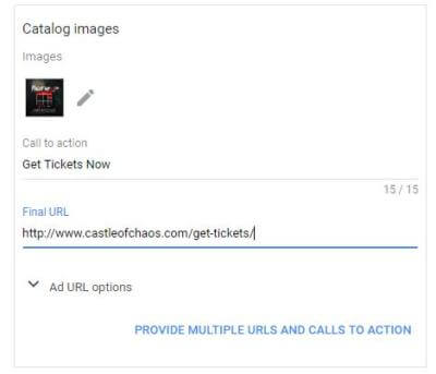 Gmail Display Ad Campaigns Catalogue Images