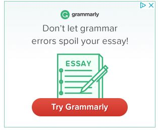Grammarly Ad Example