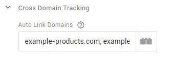 Cross Domain Variables Google Tag Manager