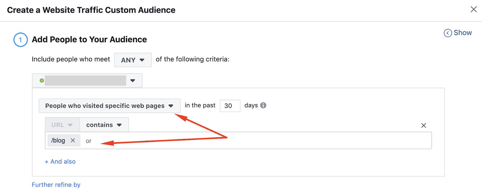 target blog readers 1