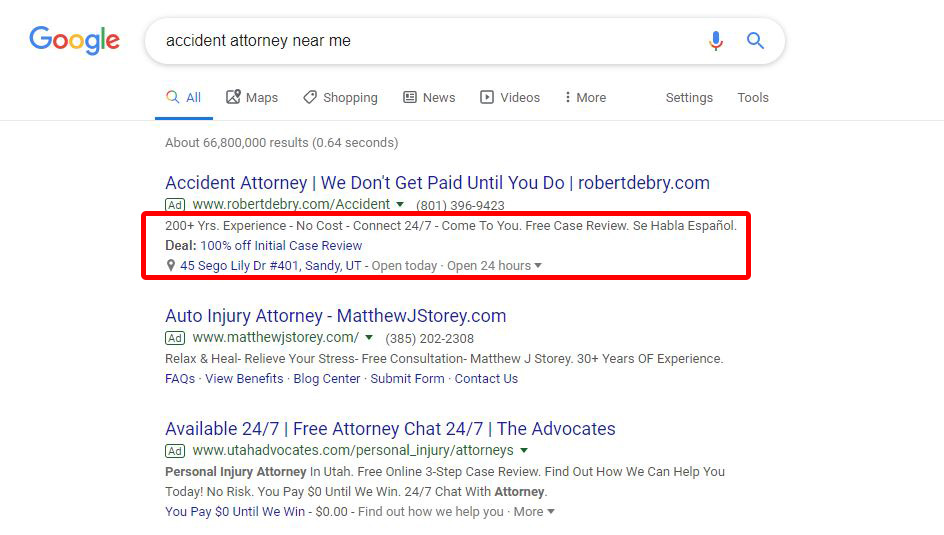 Google Ads Guide Ad Extensions