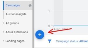 Add a Google Ads Campaign