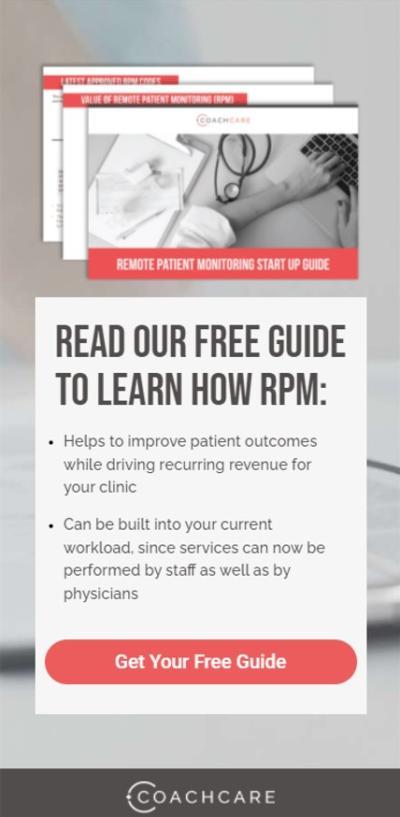 CoachCare RPM Guide Offer